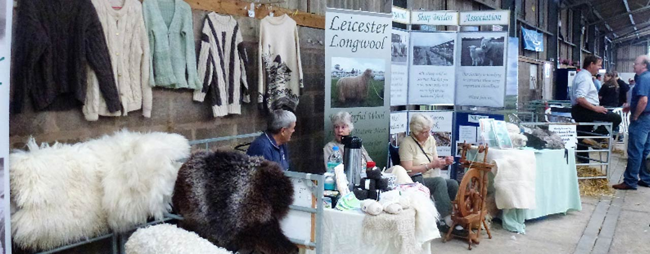 About Leicester Longwool Sheep